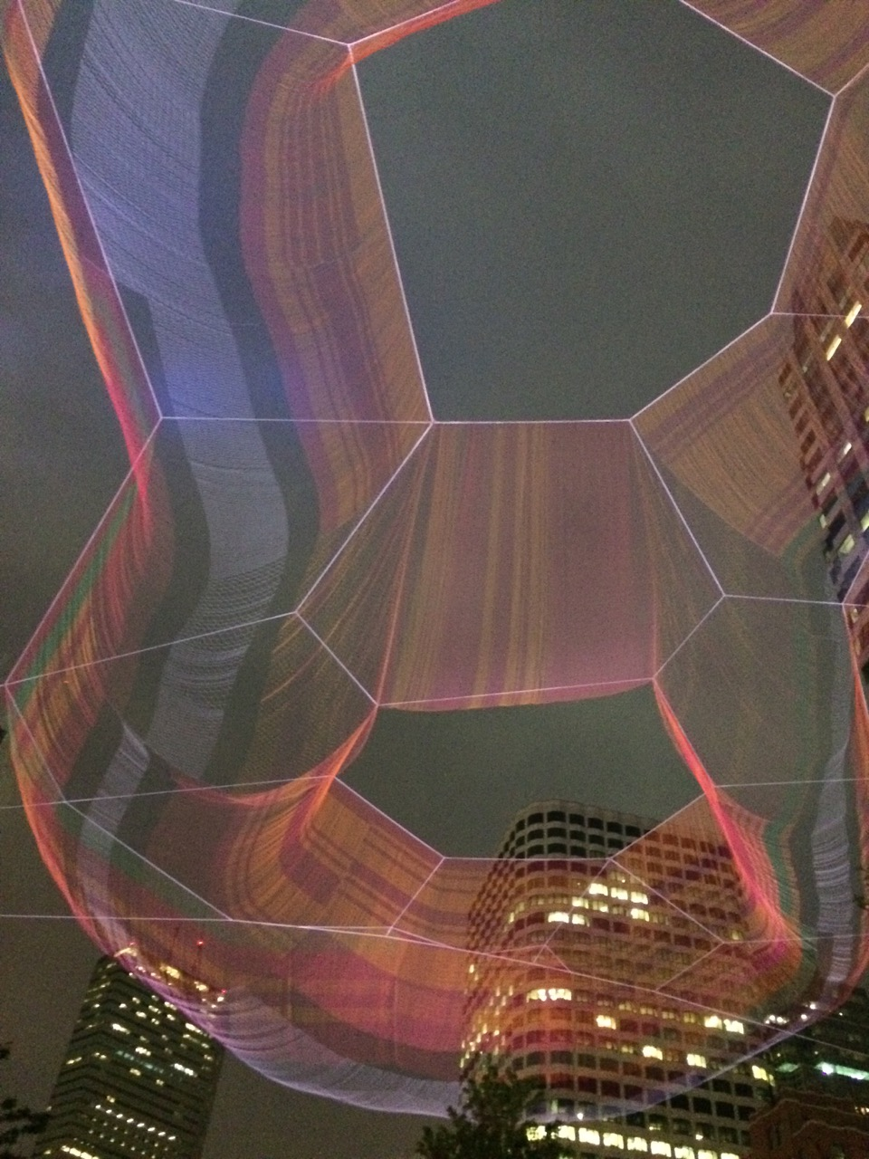 Aerial Sculpture
