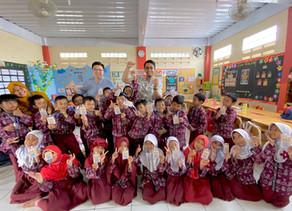 SIT DARUL MAZA - SEKOLAH INDONESIA PERTAMA GUNA KOD QR CATAT SYAKHSIAH