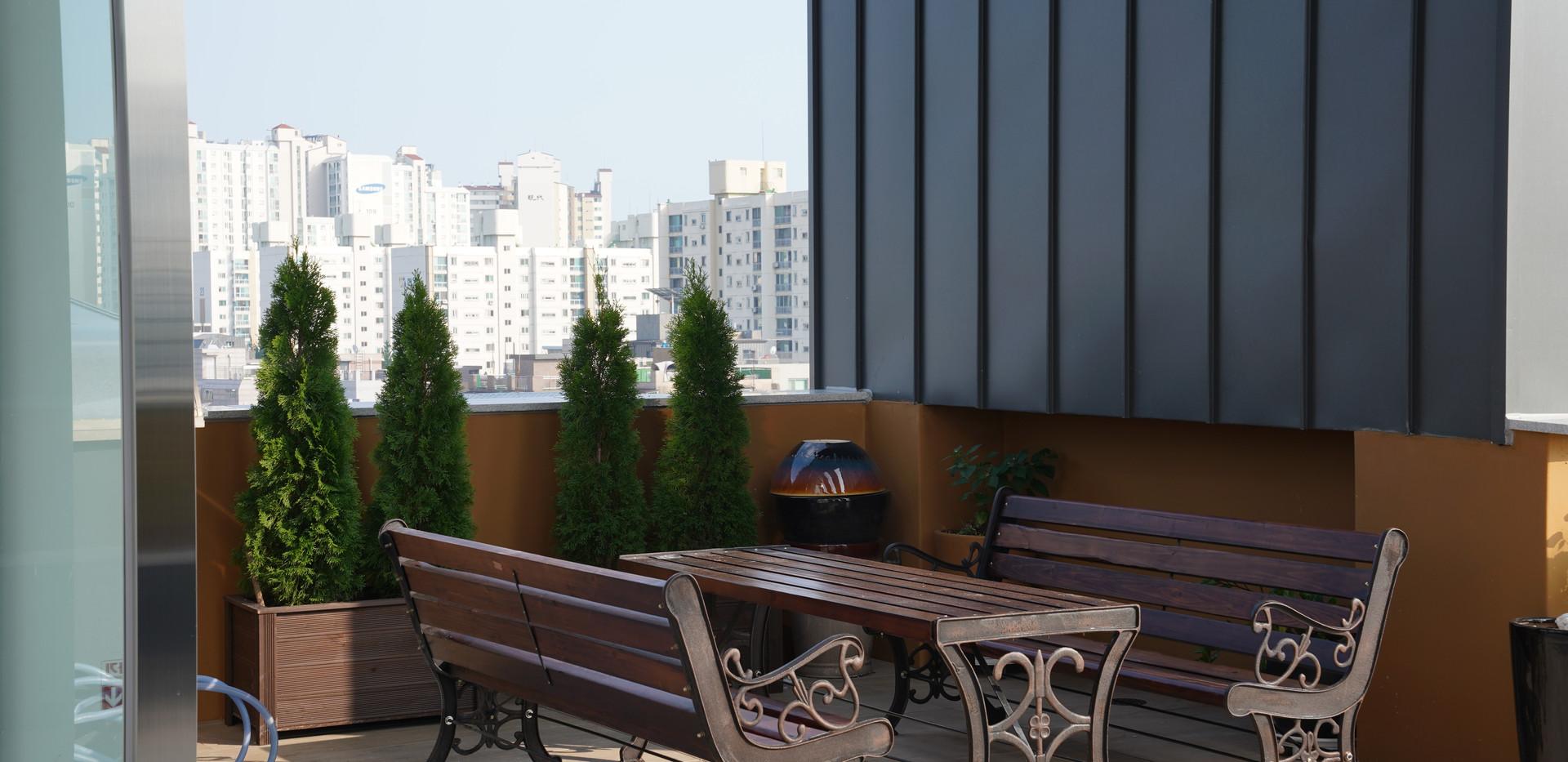 7층 옥상정원