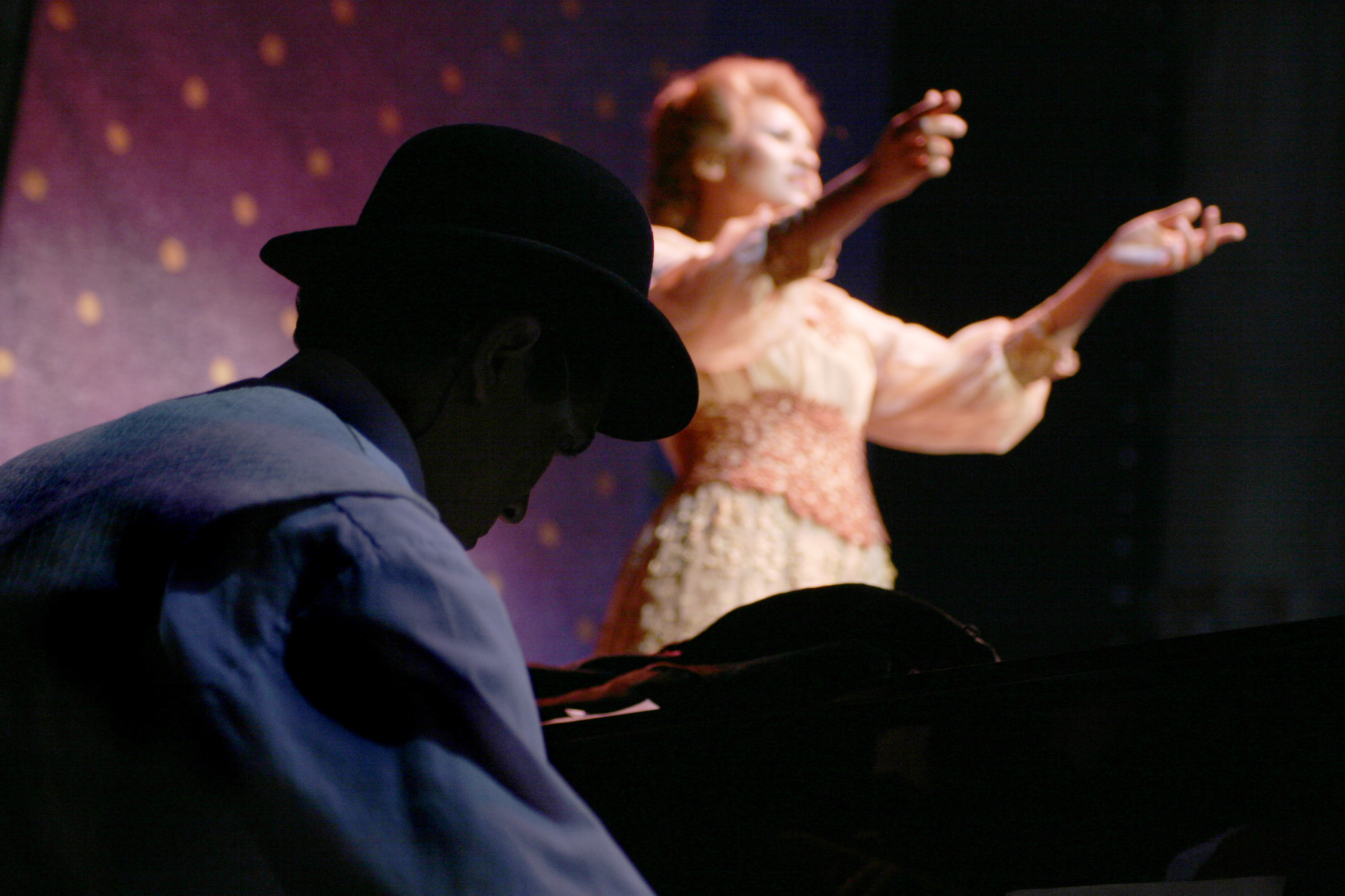 2. Ant playing the piano with Angela Kerrison as Magnolia..jpg