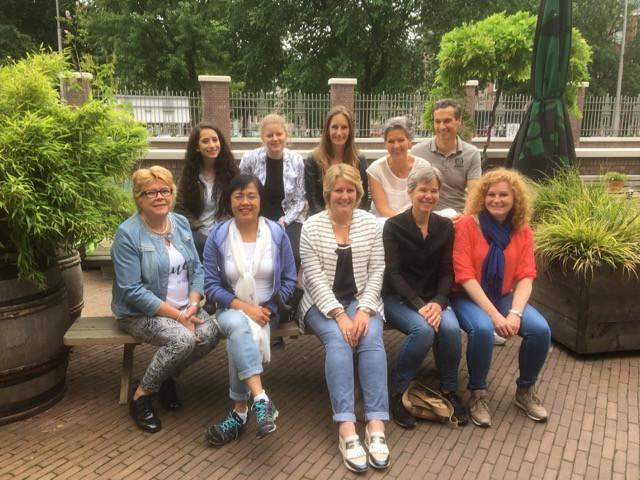 Weekendje Amsterdam met de praktijk..
