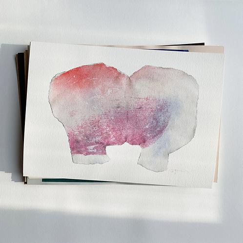 One - art print