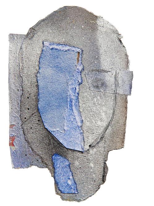 Ice Dame - art print