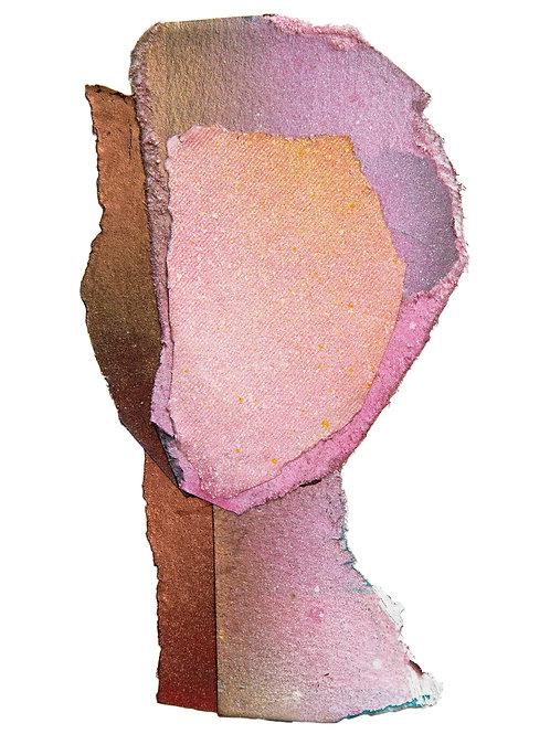 Scent Of Lavender - art print