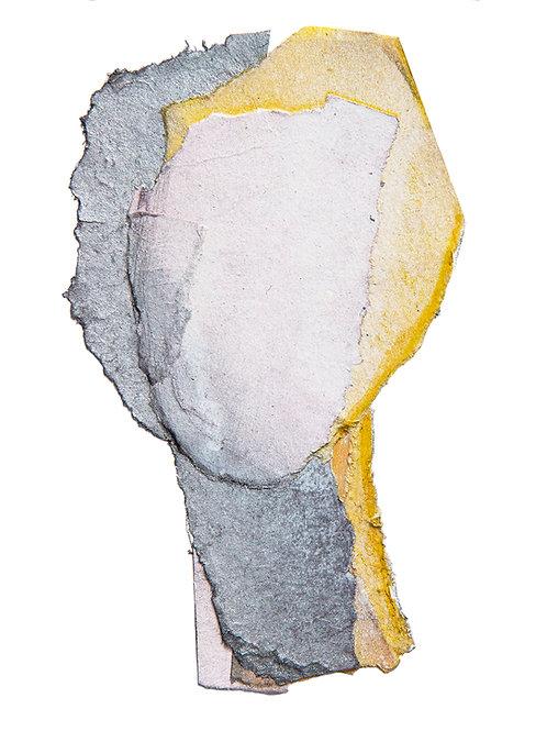 Sunny Cliff - art print