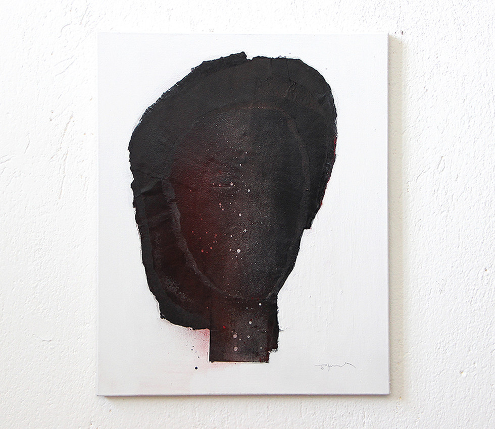 Black Woman Head