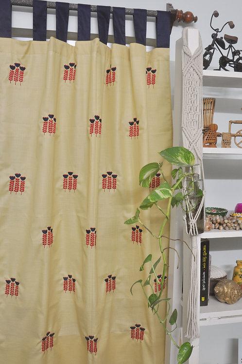 Butterscotch Dreams Curtain