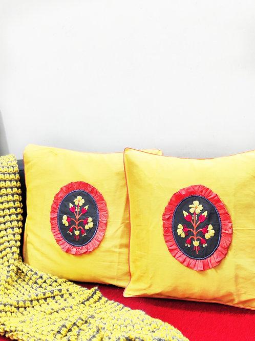 Le Fleur Cushion Covers