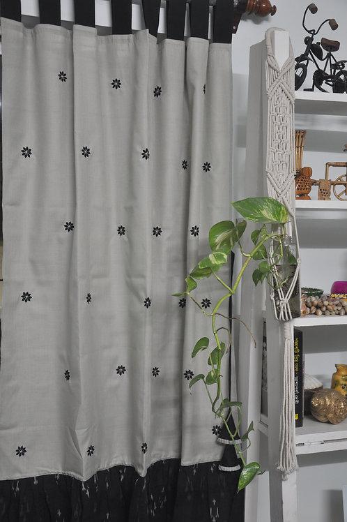 Pearly Mist Curtain