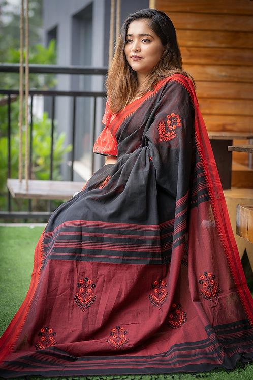 Pushpa Saree