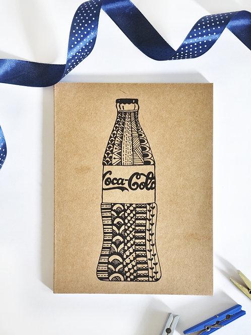 Coca Cola Notebook