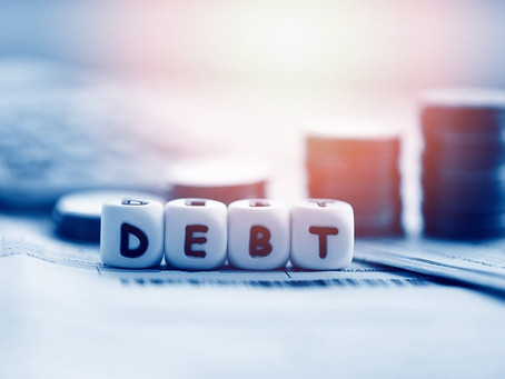 Address Your Debt Problem Now or Be Left Behind