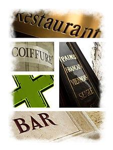 Un air de déco, agencement commerce bar restaurant cabinets médicaux Saint-Maur 94 & 75