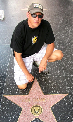 Todd in Hollywood