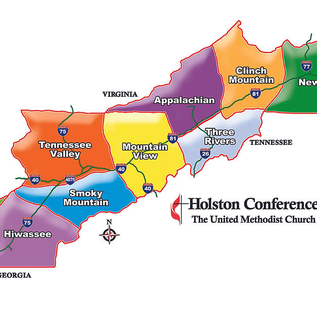 HOLSTON CONFERENCE of the UNITED METHODIST CHURCH