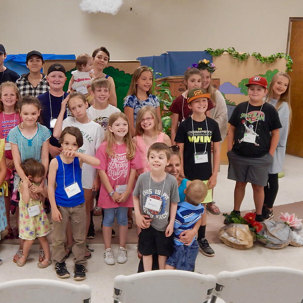 HOLSTON CONFERENCE CHILDRENS MINISTRIES