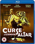 Curse of the Crimson Altar, The Crimson Cult, Blu ray