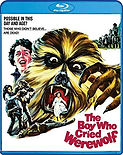 The Boy Who Cried Werewolf, Blu ray