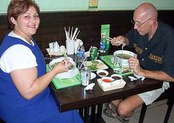 Todd & Felicia in Vietnam