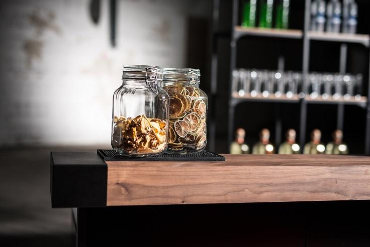 Moderne Cocktailbar
