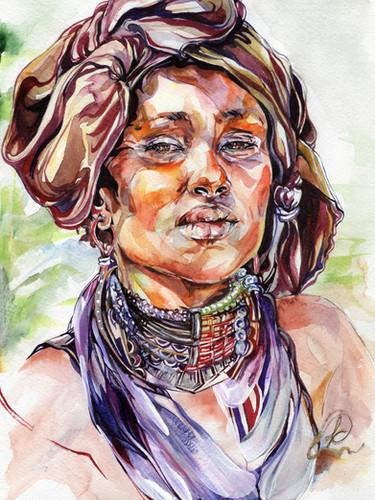 Afrikanerin