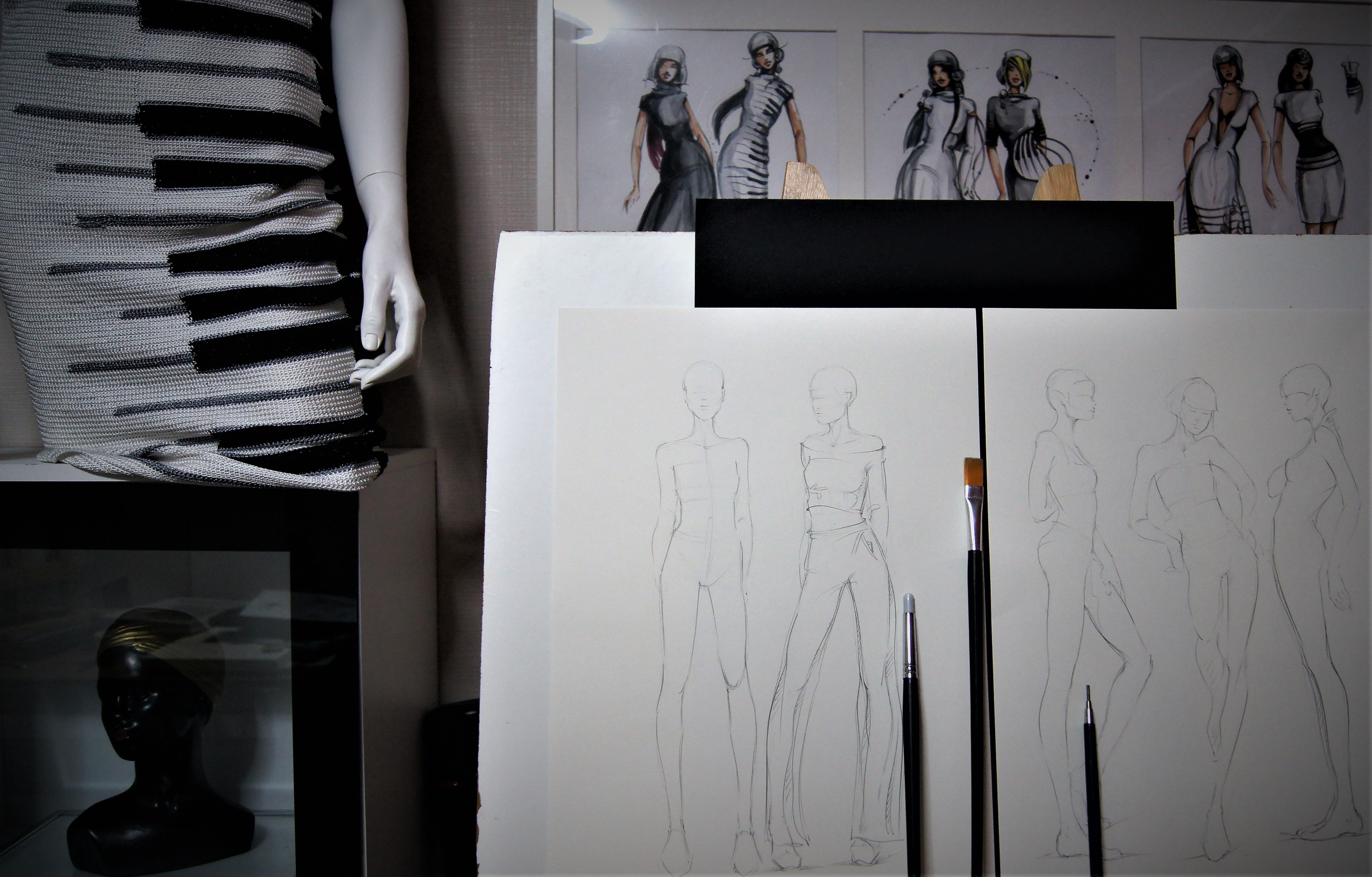 Wochenendkurs Modezeichnen für Anfänger