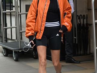 Trend alert: biker shorts