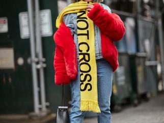 7 formas de usar o cachecol no inverno