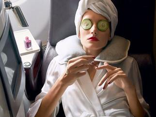 Dicas de beauty para viajar de avião