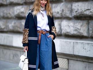 Trend alert: pantacourt jeans!