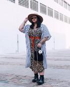 7 looks com kimono pro outono/inverno