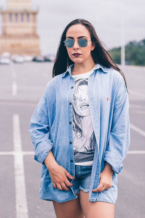 Camisa Jeans cool