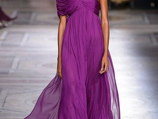 6 tendências da alta costura pra te inspirar nos seus looks!