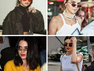 Trend alert: óculos de sol com mini lentes
