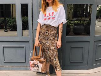 Styling Express: vestido + t shirt