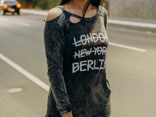 Look da vez: camiseta manga longa fora do básico