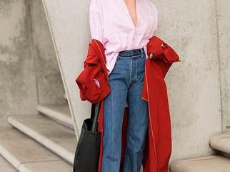 Como usar o duo pink + vermelho no seus looks!