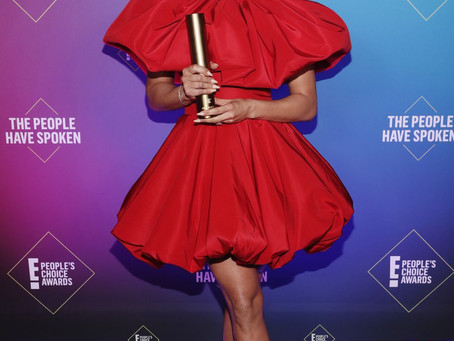 Looks destaque do People's Choice Awards 2020