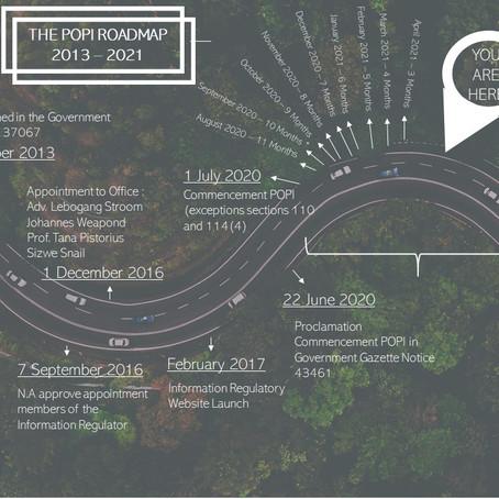POPI Roadmap: 2013 - 2021