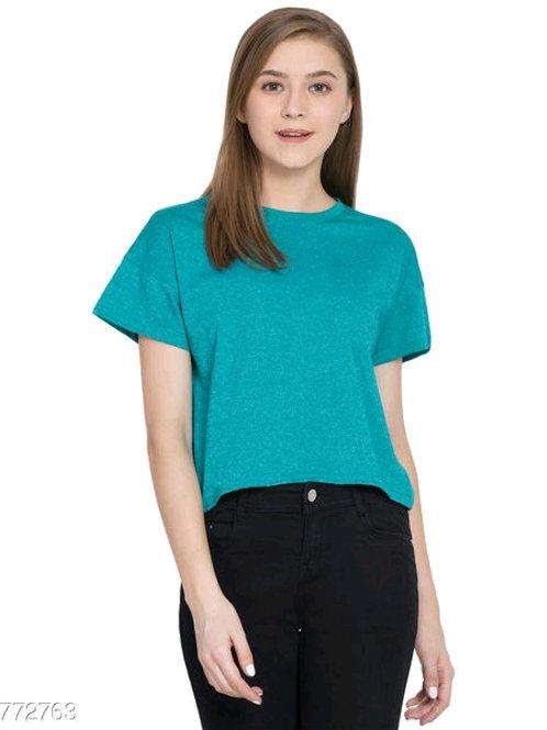 Elegant Cotton Women Tops