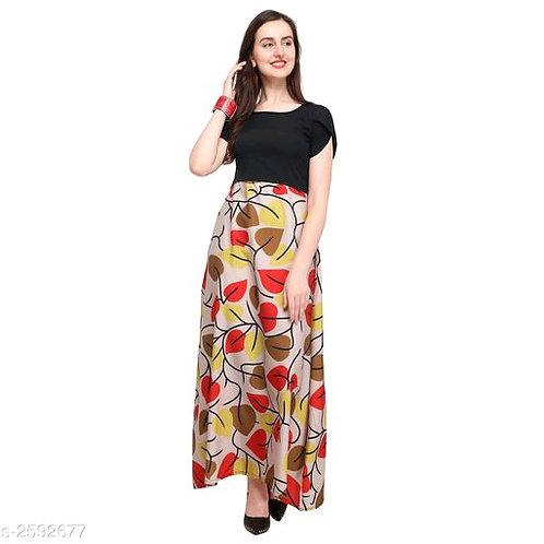 Chitrani Fabulous Crepe Women's Dresses