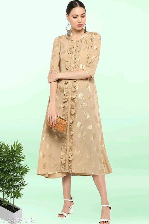 Janasya Elegant Pretty Women's New Launch Dresses