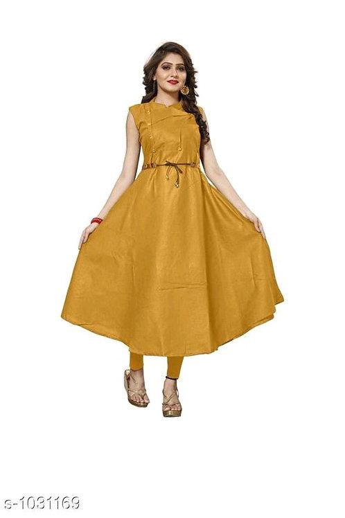 Inaaya Alluring Cotton Women's Dress