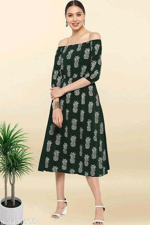 Janasya Elegant Pretty Women's New Launch Dresses*
