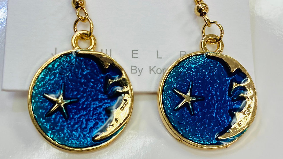 Galaxy Earrings Collection