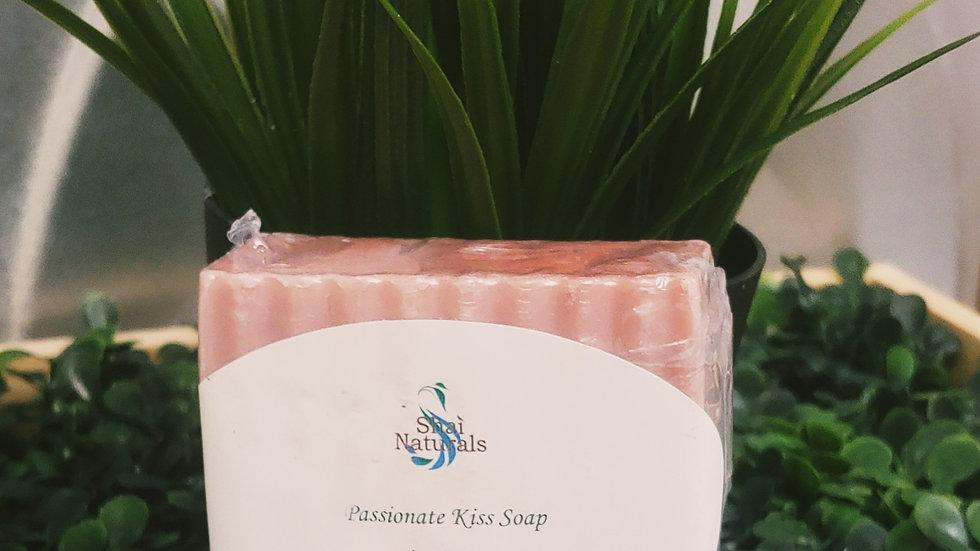 Passionate Kiss Soap