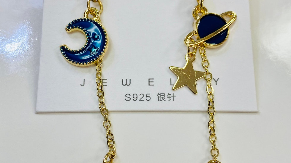 Galaxy Earring Collection