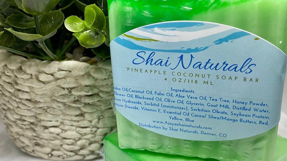 Pineapple Coconut Soap