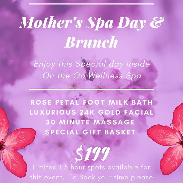 Mother's Spa Day & Brunch