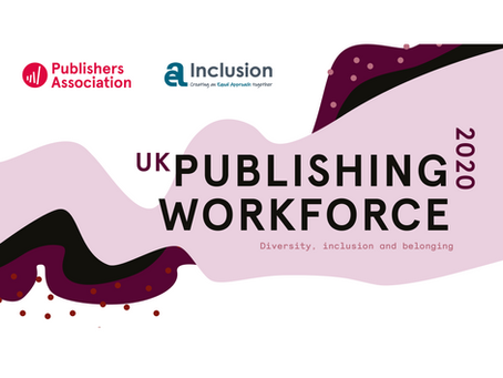 The Most Comprehensive Diversity, Inclusion and Belonging Survey of the UK Publishing Workforce